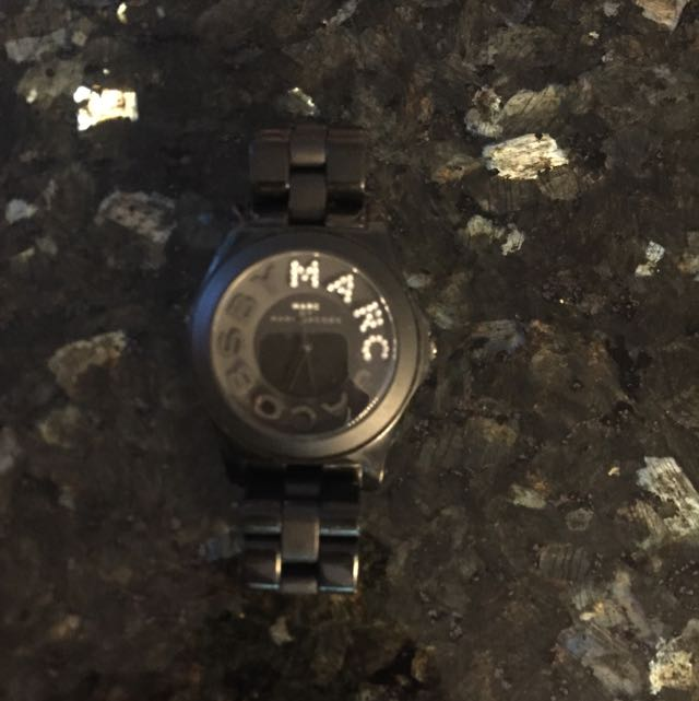 authentic marc by marc jacobs watch