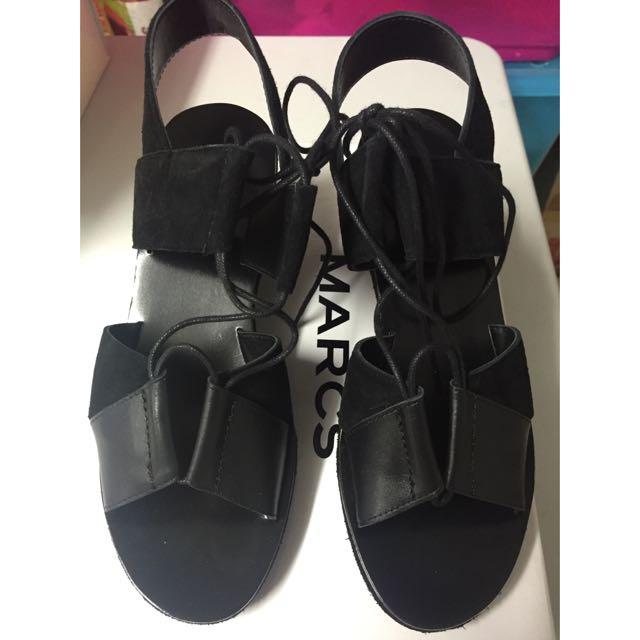 MARCS sandals With Wedge Heel