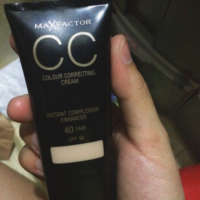 Max Factor CC Cream (40 Fair)
