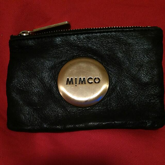 [SOLD PENDING PAYMENT]mimco Mini Pouch