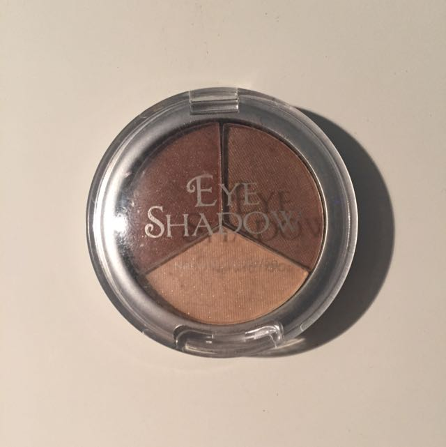 Natural Coloured Eyeshadows