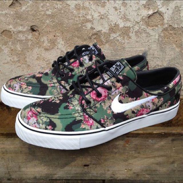 5299e64900b95 Nike SB Stefan Janoski Digi Floral