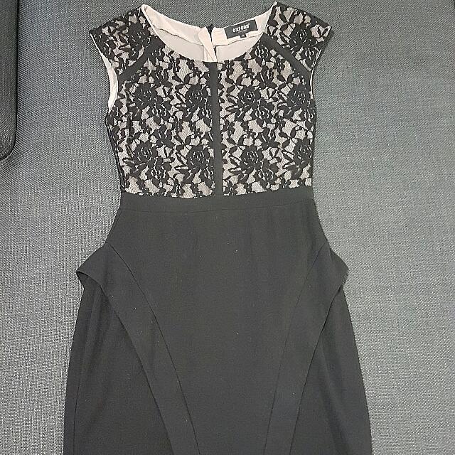Oxford Dress Size S