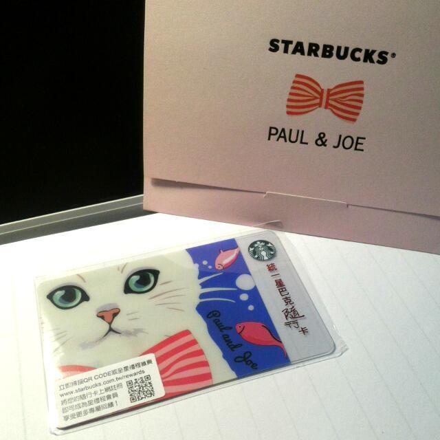 Paul&Joe 隨行卡