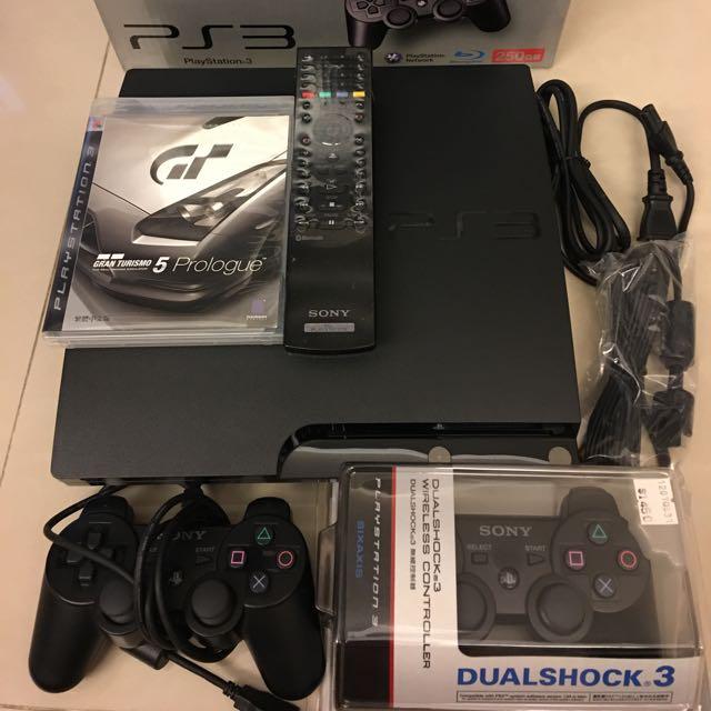 PS3 2007型號。250g