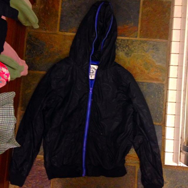 Puffy Winter Jacket