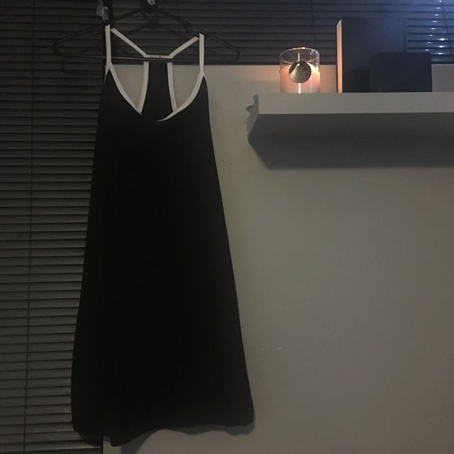 Short Black Dress