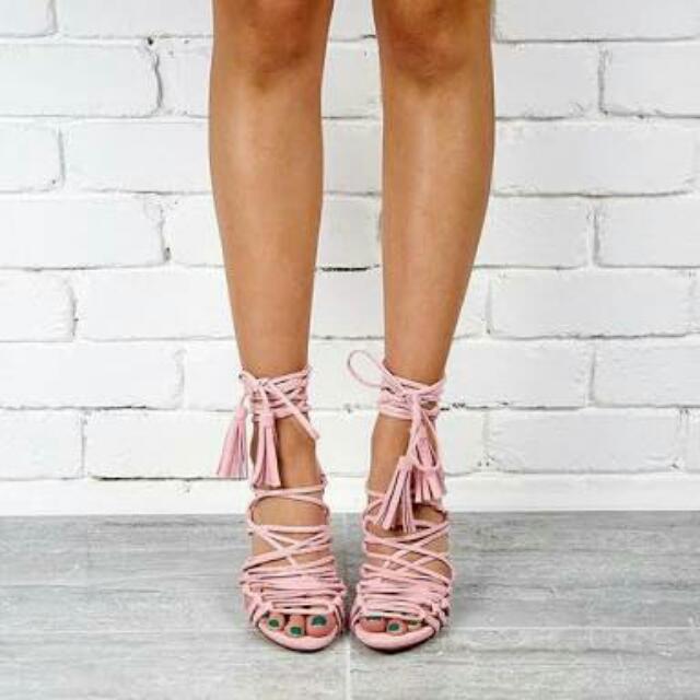 """Windsor Smith """"Crazie"""" Heels"""