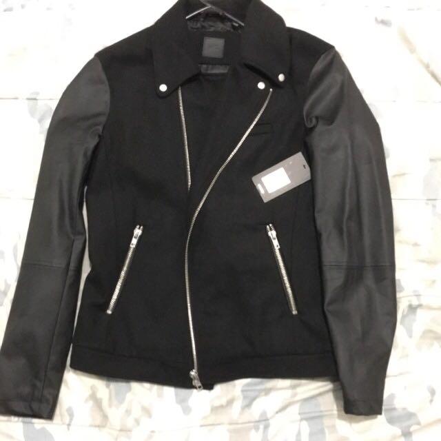 Yd Melton Biker Jacket