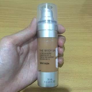 Bodyshop Liquid Foundation