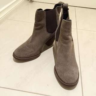 Windsor smith Suade  Leather Ankle Boots