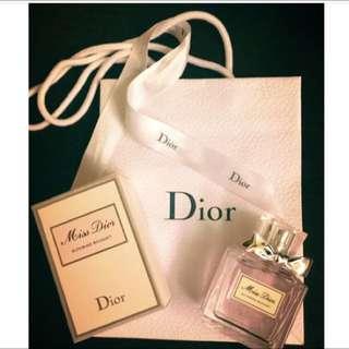 (50ml )Miss Dior 花漾迪奧淡香水