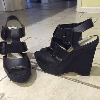 Wittner Shoes whedges Size 37