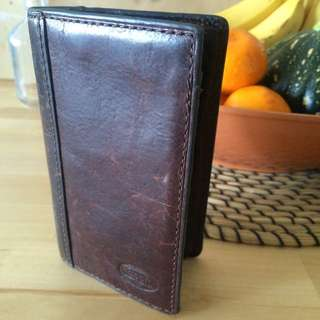 Fossil iPhone/iPod Wallet