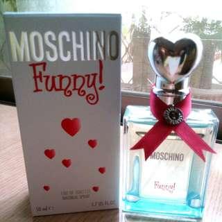 Moschino Funny 愛情趣女性淡香水 分裝