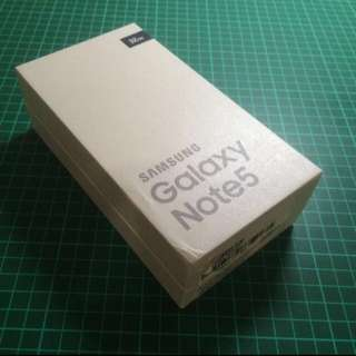 Brand New Samsung Galaxy Note 5 | 32 GB