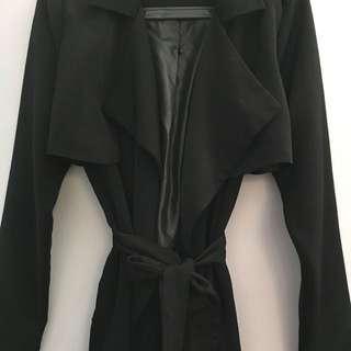 Black Light Wear Coat
