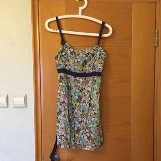 Ted Baker Size 2 Summer Dress Brought From London