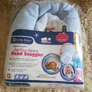 Head Snuggler / Support for newborn and up