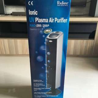 CHEAP DEAL!!! Ionic UV Plasma Air Purifier