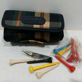 Tee Pouch and Tees (Loose Pieces)