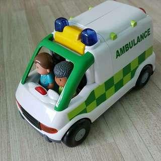 Preloved ELC Ambulance
