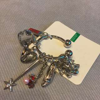 United Colors Of Benetton Keychain