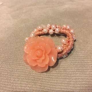 韓國玫瑰飾物
