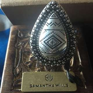 Samantha Wills Aztec Ring
