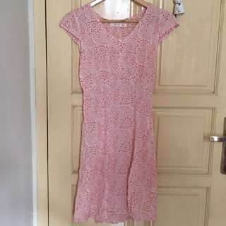 Korz Flowery Dress