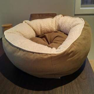 BRAND NEW Pet Bed - Warm, Soft & Cozy (Suitable For Cat & Up To Medium Sized Dog)