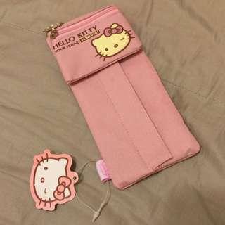 Hello Kitty 零錢包布筆袋