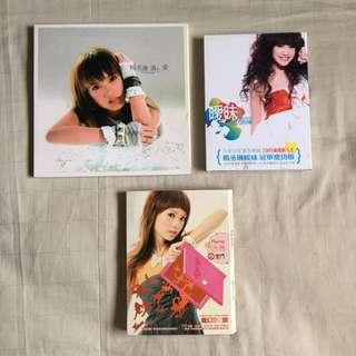 Rainie Yang CD & DVD's