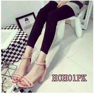 BIG SALE!!! Cuci Gudang HCH01PK Size 39,40