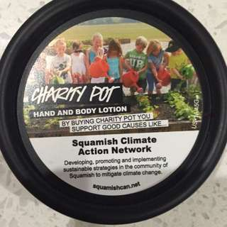 Lush Hand And Body Cream