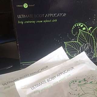ItWorks Body Wraps 2 For Sale Genuine Product Ultimate Body Applicator