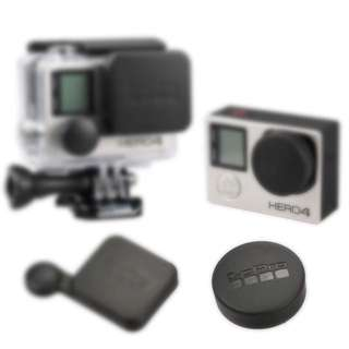 Authentic GoPro Lens Cover Camera (Round)