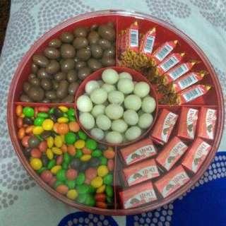 Coklat Delfi Silverqueen Paketan