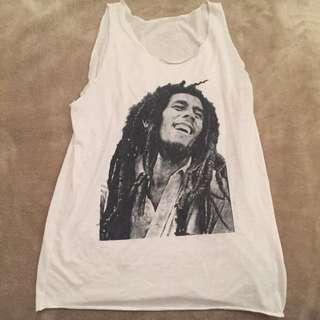 Bob Marley Singlet