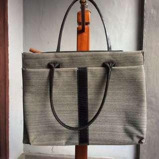👜 Emsio bag wrna grey black