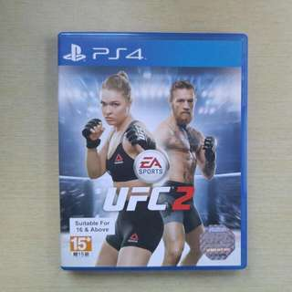 PS4 UFC 2 (WTS/WTT) RESERVED