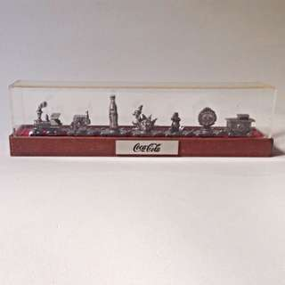 Coca Cola Train Sets Collectible
