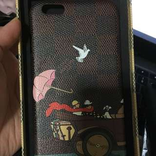 LV Mobile Case For IPhone 6 Plus