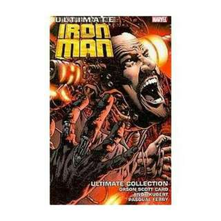 Iron Man Graphic Comic Collections.