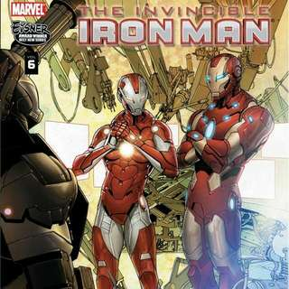 Iron Man Graphic Comic Collections