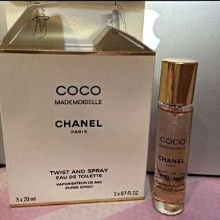 Chanel Coco Mademoiselle 香水補充瓶20ml
