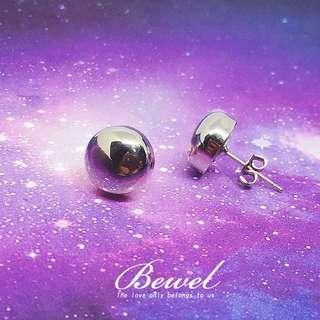 💍 Bewel手創復古鈕扣飾品 / 耳環 《 莉斯克尼尼星 》