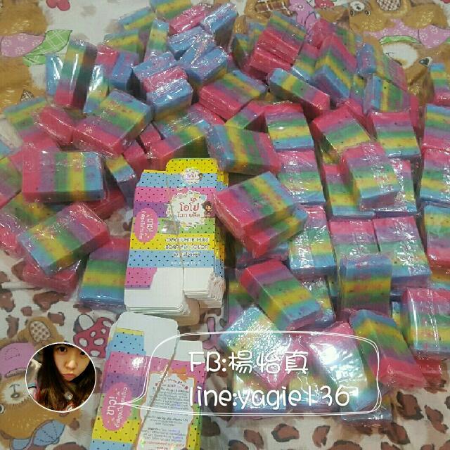 泰國美白皂買一送一250