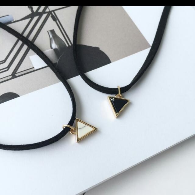 三角幾何頸鍊