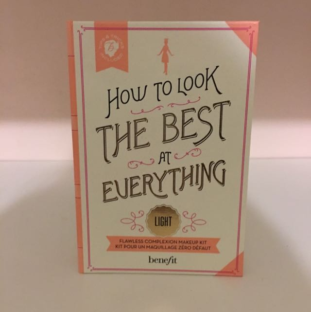 Benefit 'How To Look The Best At Everything' - Light